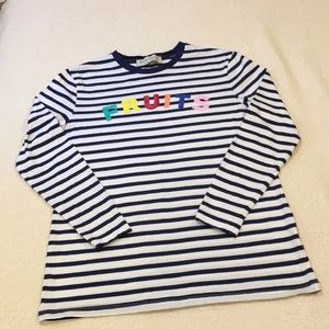 Etre Cecile France top size large like new